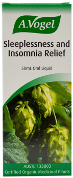 Sleeplessness and insomnia relief