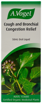 Cough and Bronchial Congestion Relief
