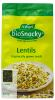 Lentil bioSnacky sprouting seeds
