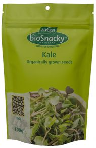 Kale bioSnacky sprouts
