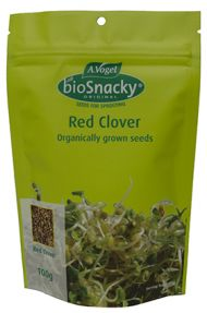 Red Clover Sprouting Seeds