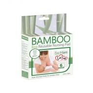 ECO BAMBOO Reusable Breast Pads (Luvme)