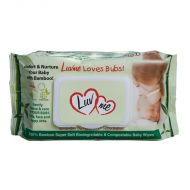 ECO BAMBOO Biodegradable Wet Wipes (Luvme)
