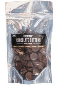 BSKT Vegan Chocolate Buttons Dark Cocoa
