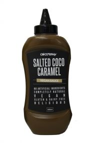 Cocowhip Vegan Sauce Salted Coco Caramel