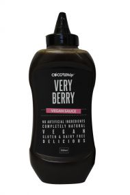 Cocowhip Vegan Sauce Very Berry