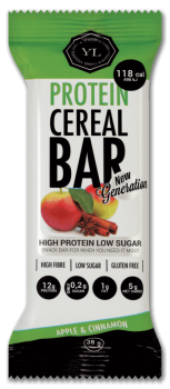 Youthful Living - Protein Bar Apple Cinnamon