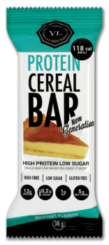 Youthful Living - Protein Bar Milk Tart