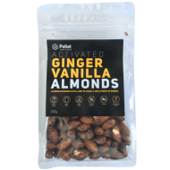 Activated Nuts Almond Ginger Vanilla - Pallet Wholefoods