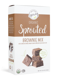 Second Spring Foods - Sprouted Brownie Mix