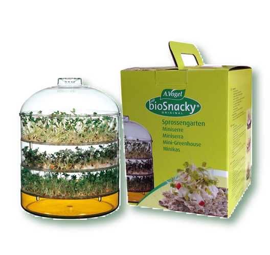 BioSnacky Mini Greehouse Seed Sprouters Are Devices Used To Help You Grow Your Own Sprouts