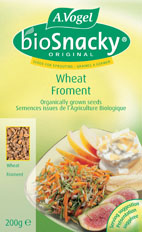bioSnacky wheat sprouting seeds