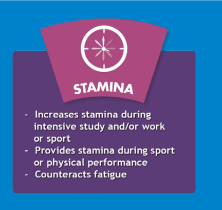 Strath Benefits Stamina